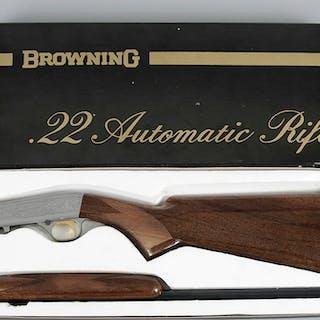 Browning Belgium Grade II .22 Auto Rifle