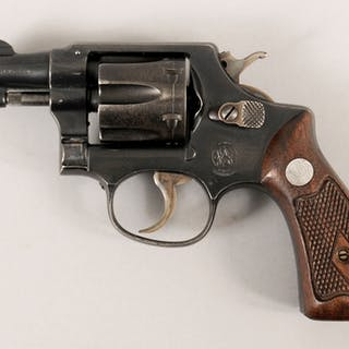 Smith & Wesson 32 Long Revolver