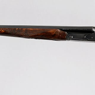 Winchester Model 21 Double Barrel Shotgun