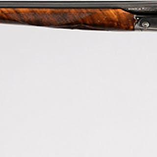 Winchester Model 21 Double Barrel Shotgun