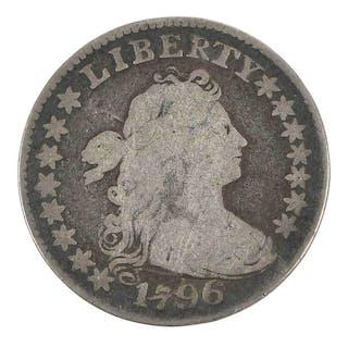 1796 U.S. Dime