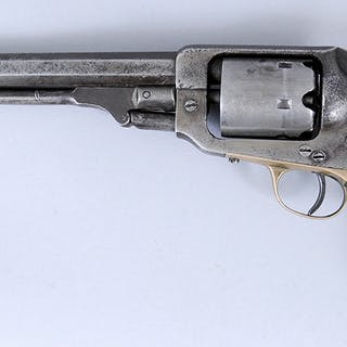 Rare W. W. Marston Navy Model Revolver
