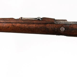 Mauser-Vergueiro Model 1904 Bolt Action Rifle