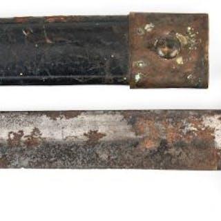 Civil War Ames U.S. Model 1849 Rifleman's Knife