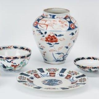 7 pcs. Japanese Porcelain
