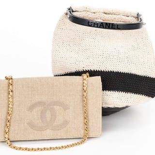 b1944f6329 Chanel bag – Auction – All auctions on Barnebys.com