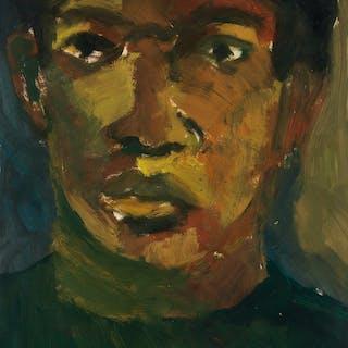 BOB THOMPSON (1937 - 1966) Self Portrait