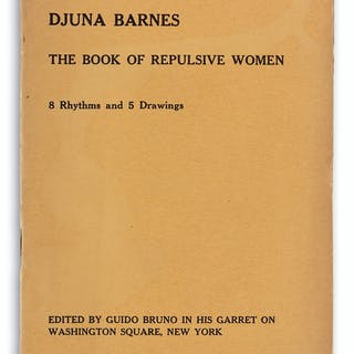 DJUNA BARNES (1892-1982) The Book of Repulsive Women