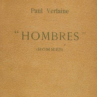 """PAUL VERLAINE (1844-1896) """"Hombres"""" (Hommes)"""