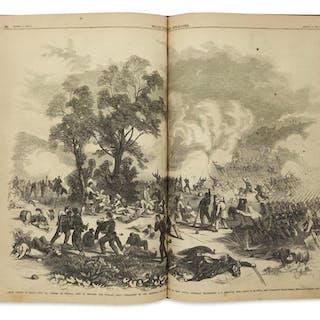 (CIVIL WAR.) Frank Leslie's Illustrated Newspaper