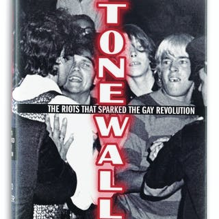 DAVID CARTER Stonewall; the Riots that Sparked the Gay Revolution