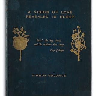 SIMEON SOLOMON (1840-1905) A Vision of Love