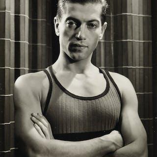 GEORGE PLATT LYNES (1907-1955) Serge Lifar