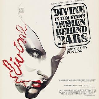MICHAEL VOLLBRACHT (1947-2018) Divine in Tom Eyen's Women Behind Bars