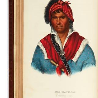 (AMERICAN INDIANS.) McKenney