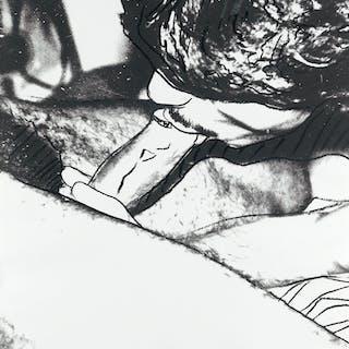 ANDY WARHOL (1928-1987) Fellatio