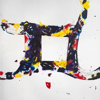 A Whirling Square - SAM FRANCIS