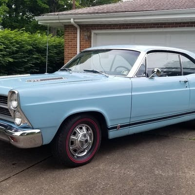 Fairlane GT 1966 Ford