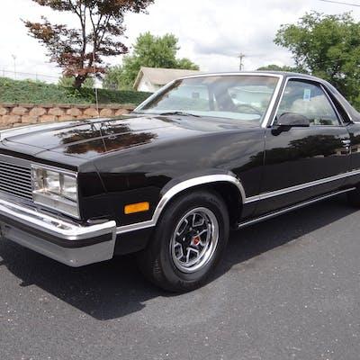 El Camino 1986 Chevrolet