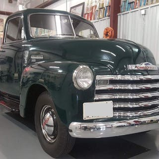 3100 1951 Chevrolet