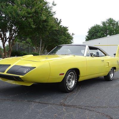 Superbird 1970 Plymouth