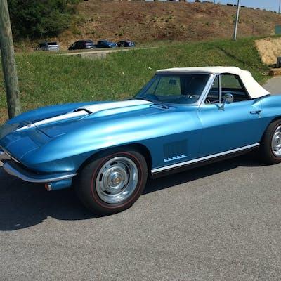 Corvette 1967 Chevrolet