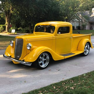 Truck 1935 Ford