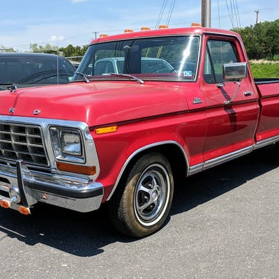 F150 1978 Ford