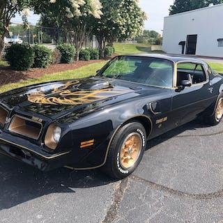 Trans Am 1976 Pontiac