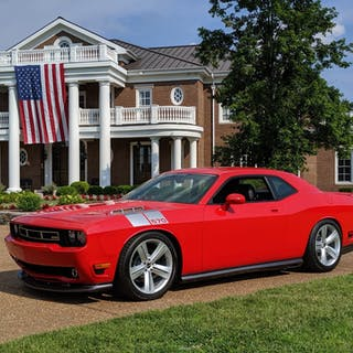Challenger Saleen 2010 Dodge