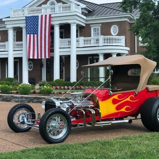 T-Bucket Custom 1929 Ford