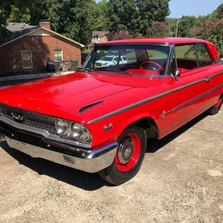 Galaxie 500 1963 Ford