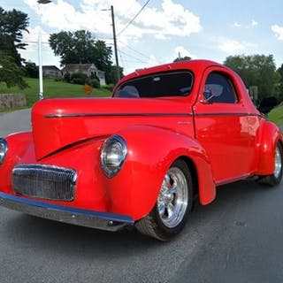 Coupe 1941 Willys