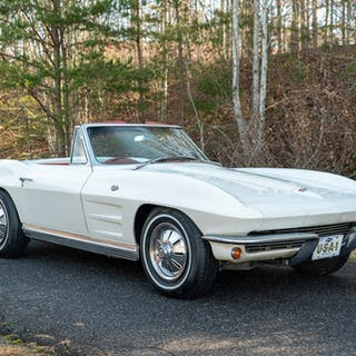 Corvette Stingray 1964 Chevrolet