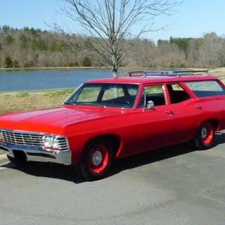 Bel Air Wagon 1967 Chevrolet