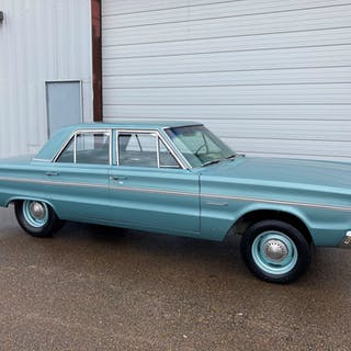 Belvedere 1966 Plymouth