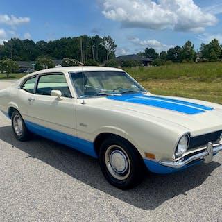 Maverick Sprint 1972 Ford