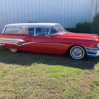 Estate Wagon 1958 Buick