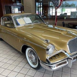 Golden Hawk 1957 Studebaker