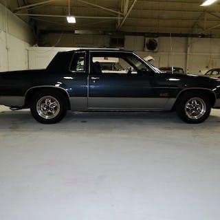 Cutlass Supreme 442 1987 Oldsmobile