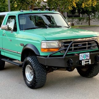 Bronco 1995 Ford