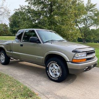 S10 2000 Chevrolet
