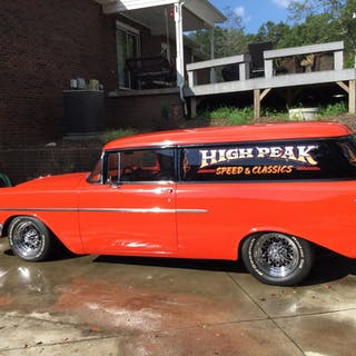 150 Delivery Wagon 1956 Chevrolet