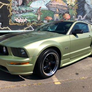 Mustang GT 2005 Ford