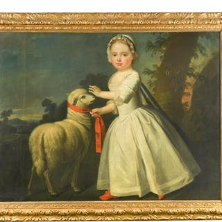 Circle of George Beare (British, fl. 1738-1749) Portrait of a young