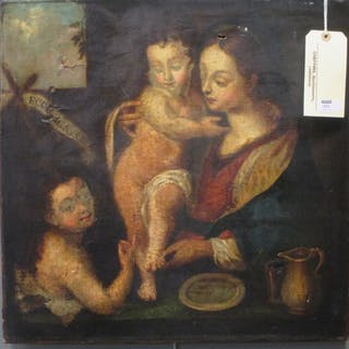 Italian School, in the manner of Titian (probably late 18th Century)