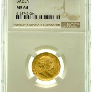 10 Mark 1904 G