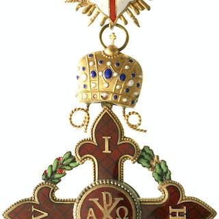 Großkreuz des Rechts zum Konstantinischen Orden des Hl