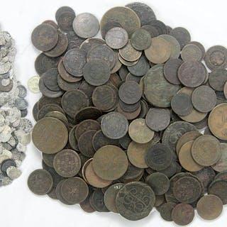 Hochinteressanter Posten von hunderten Münzen (evtl