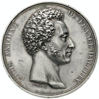 Silbermedaille 1826 v